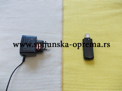 Špijunske mikrokamere na struju
