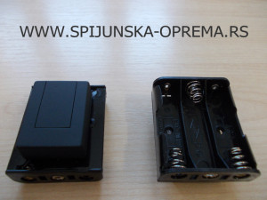 mikroprisluskivaci sa produzenom baterijom