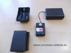 prisluskivaci neogranicenog dometa sa produzenom baterijom