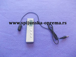 prislusni uredjaj standard sa izlaznim mikrofonom pro